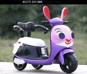 Xe máy điện trẻ em Thỏ HLM - 9988