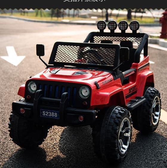 xe ô tô điện trẻ em s-2388