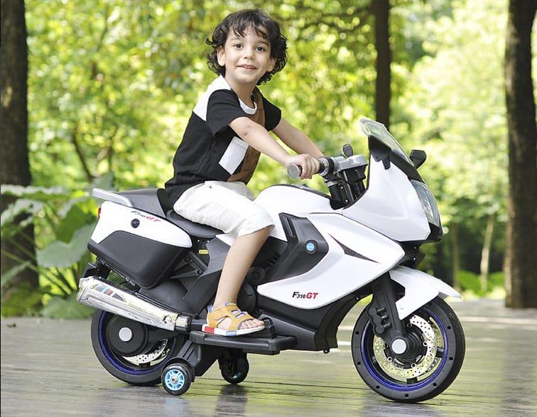 Xe máy cho bé