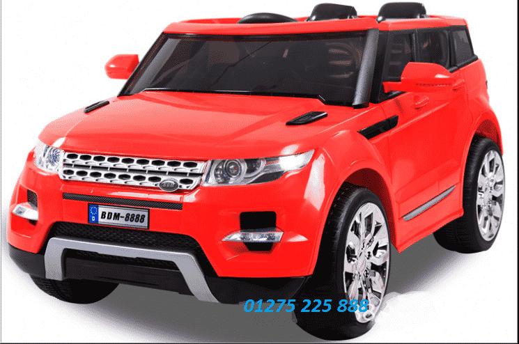 Xe ô tô điện trẻ em Rangrover BMD-8888 đỏ