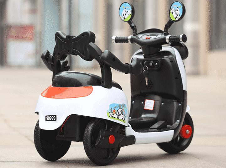 Xe máy điện trẻ em 99999