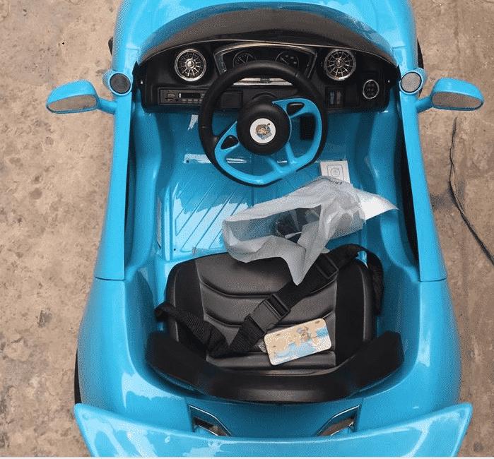 Xe ô tô điện trẻ em HEB-999-13