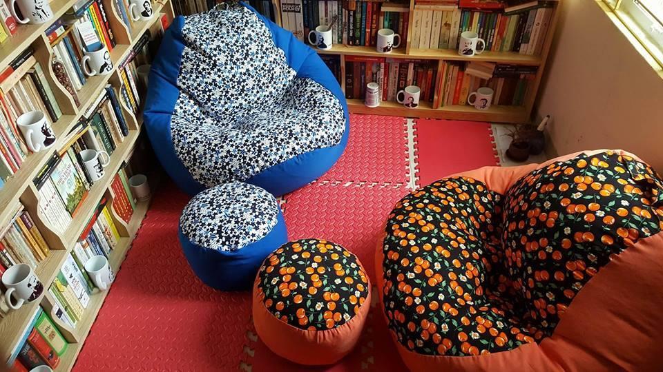 ghế lười hạt xốp chất lượng