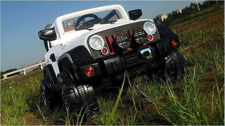 Xe ô tô điện trẻ em Jeep-9188-5