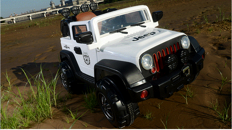 Xe ô tô điện trẻ em Jeep-9188-8