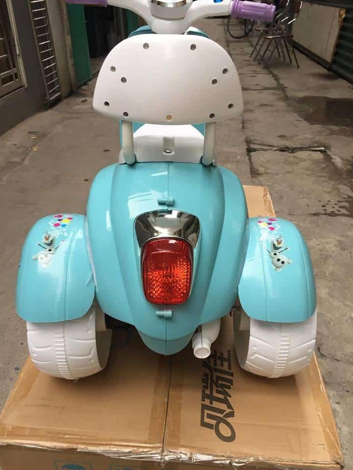 Xe máy điện trẻ em Elsa5