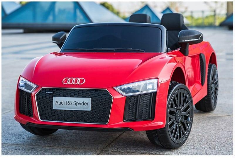 Xe ô tô điện trẻ em Audi R8 Spyder.2