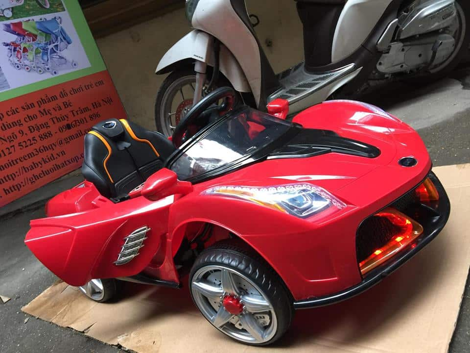 Xe ô tô điện trẻ em JE-198.1jpg