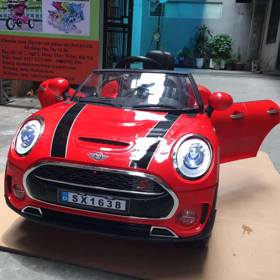 Xe ô tô điện trẻ em SX-1638.3