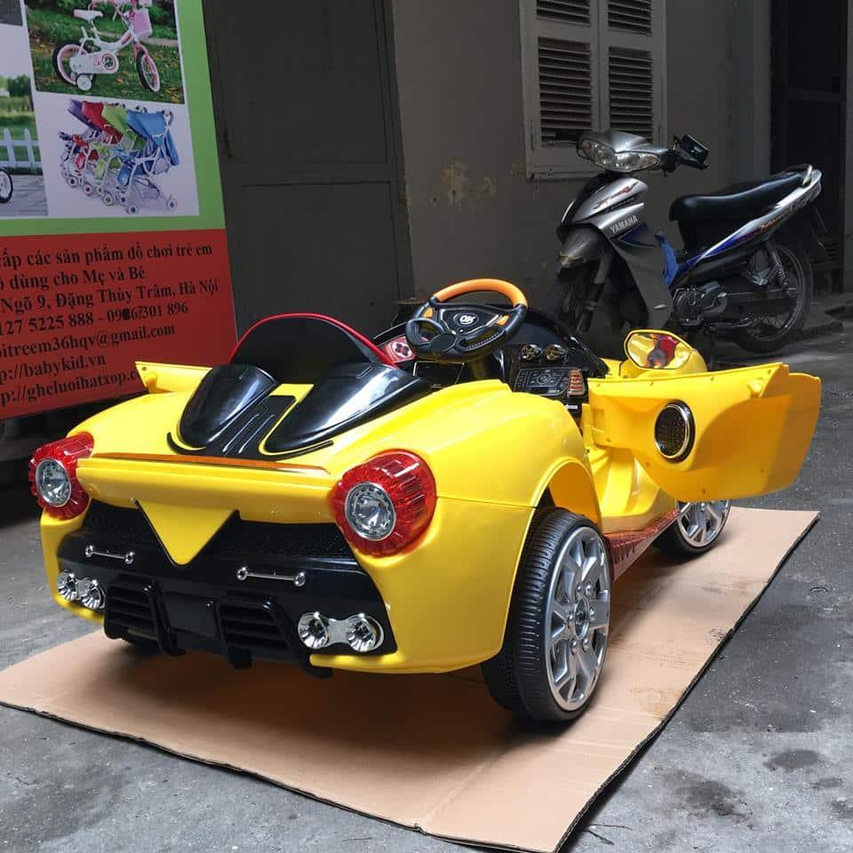 Xe ô tô điện trẻ em JE-116R.4