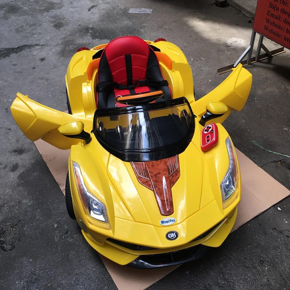 Xe ô tô điện trẻ em JE-116R.7