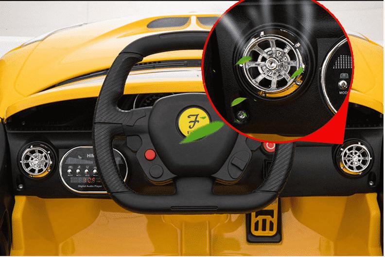 Xe ô tô điện trẻ em FC-8858.3