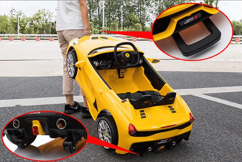 Xe ô tô điện trẻ em FC-8858.4