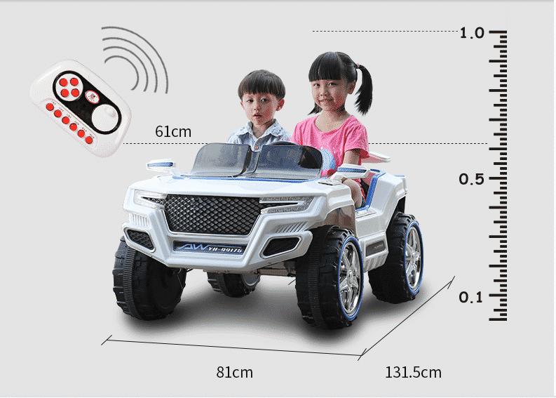 Xe ô tô điện trẻ em YH-99175.7