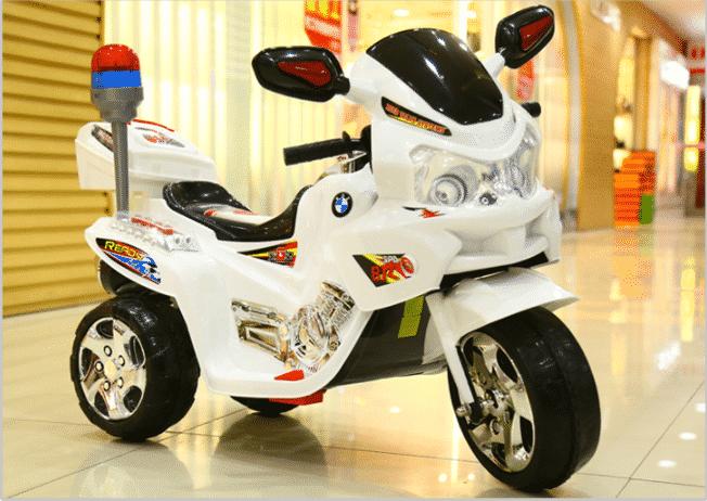 Xe máy điện trẻ em police YT-9988.14