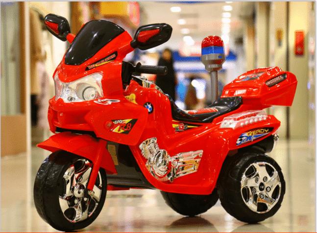 Xe máy điện trẻ em police YT-9988.16