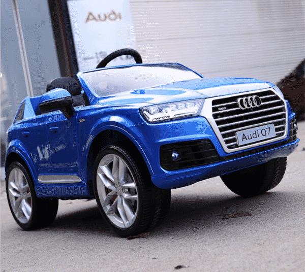 Xe ô tô điện trẻ em Audi-Q7.6