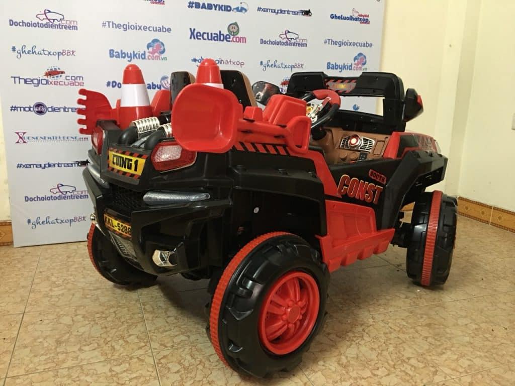 Xe ô tô điện trẻ em KKL-5288.8