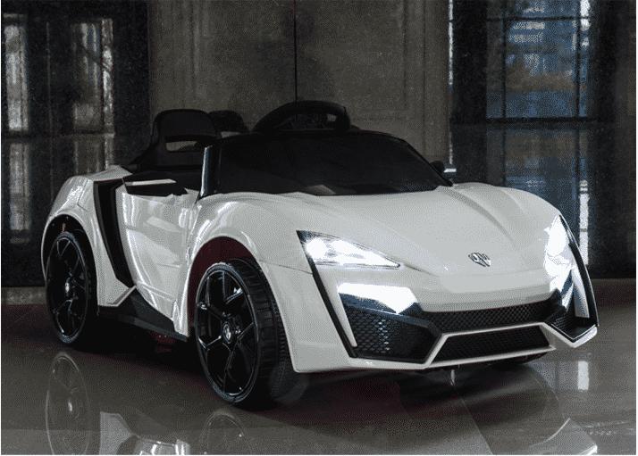 xe ô tô điện trẻ em qls-5188.10