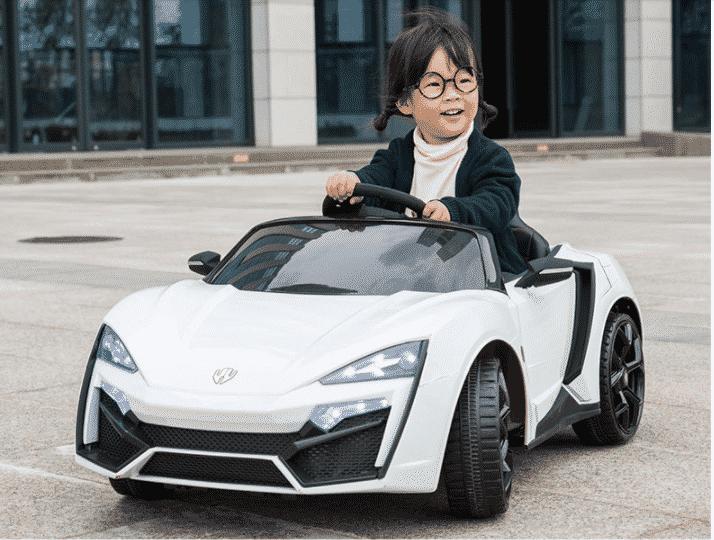 xe ô tô điện trẻ em qls-5188.9