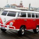 Xe ô tô điện trẻ em kiểu dáng xe bus 8520091R
